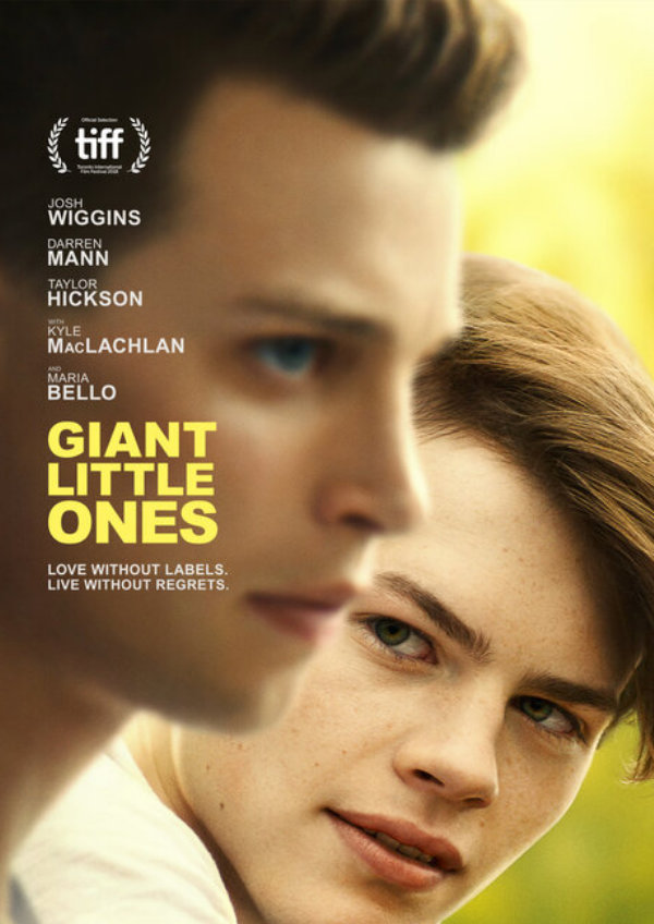 'Giant Little Ones' movie poster