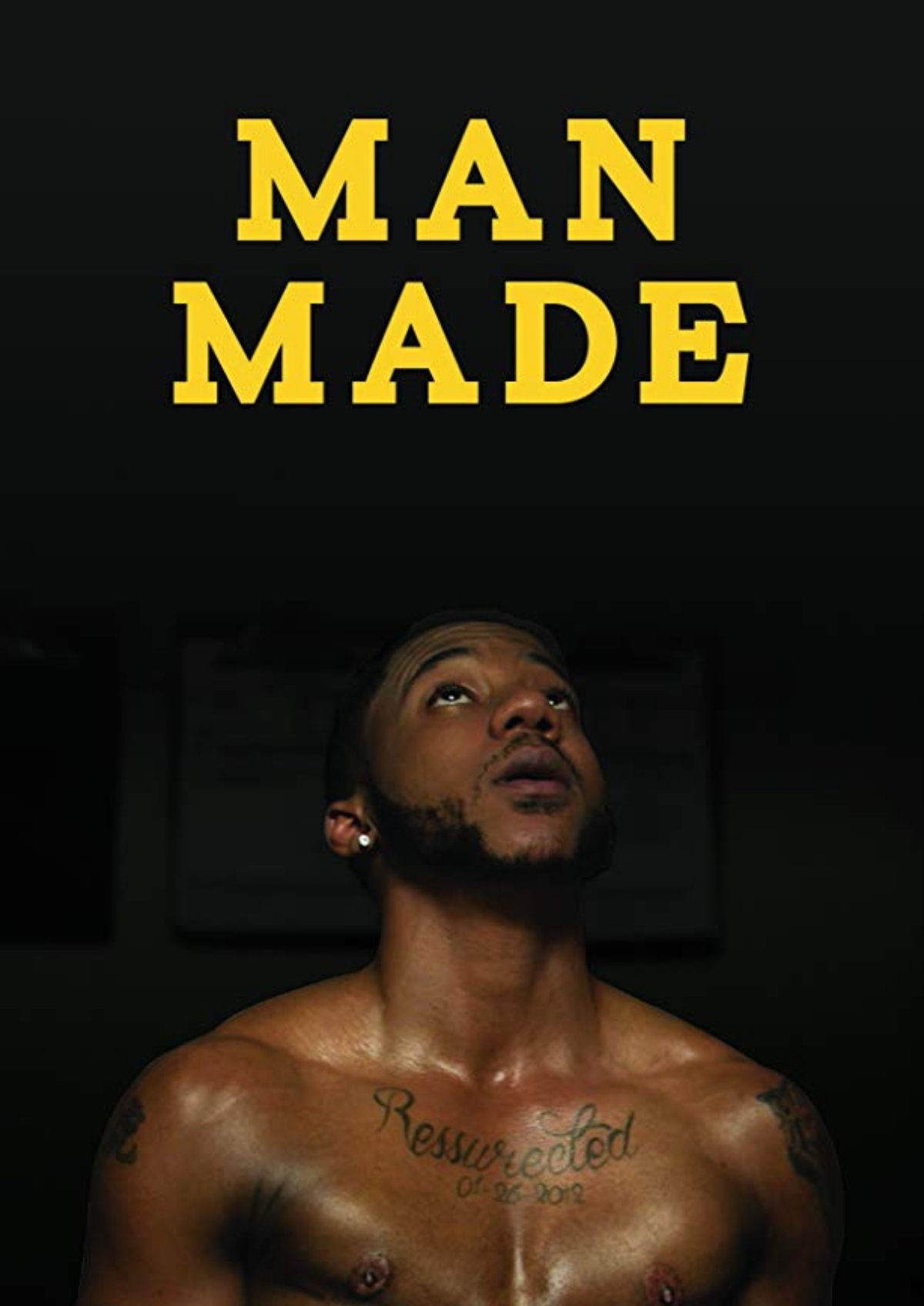 'Man Made' movie poster