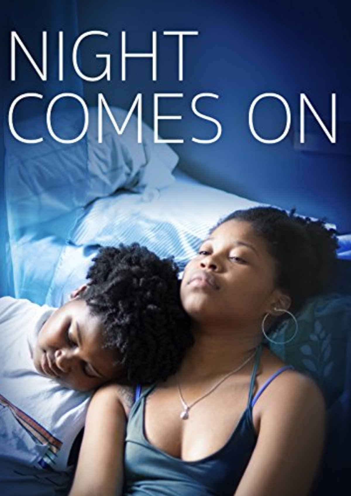 'Night Comes On' movie poster