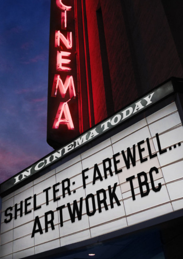 'Shelter: Farewell to Eden' movie poster