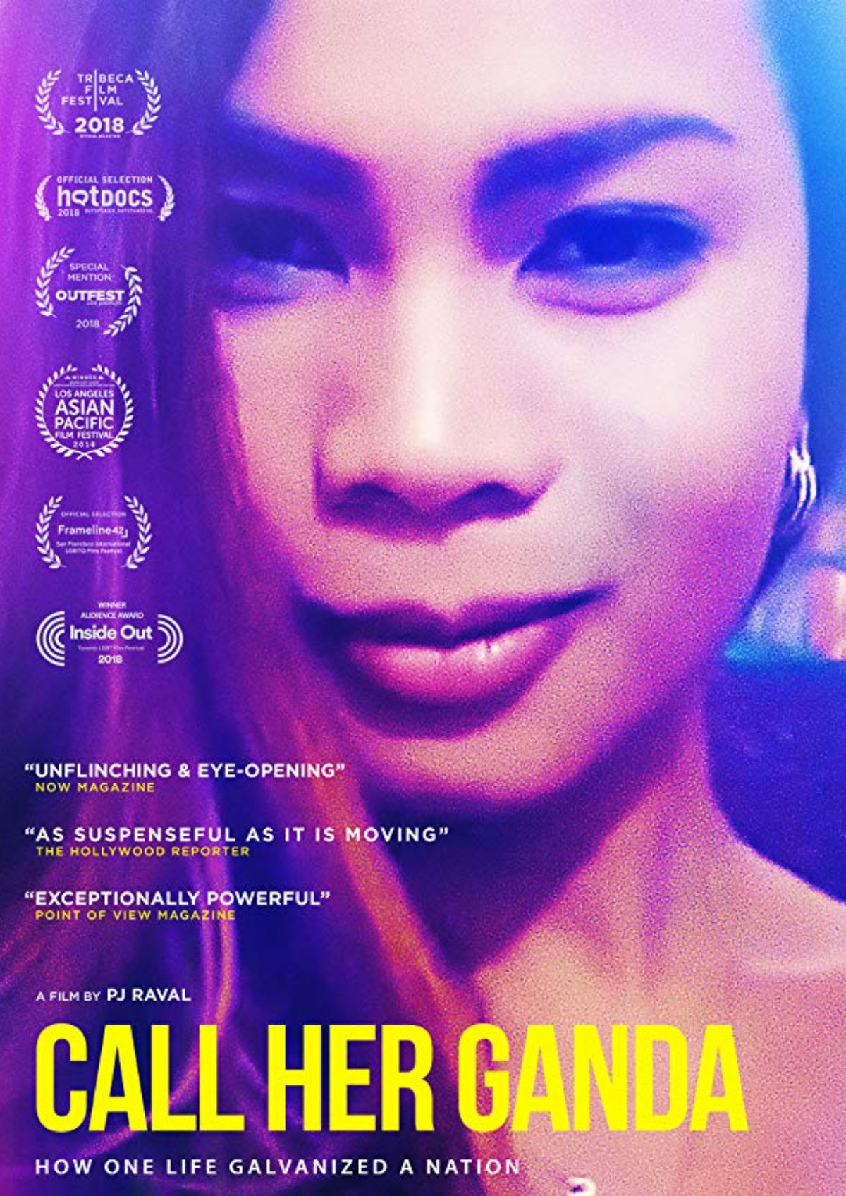 'Call Her Ganda' movie poster