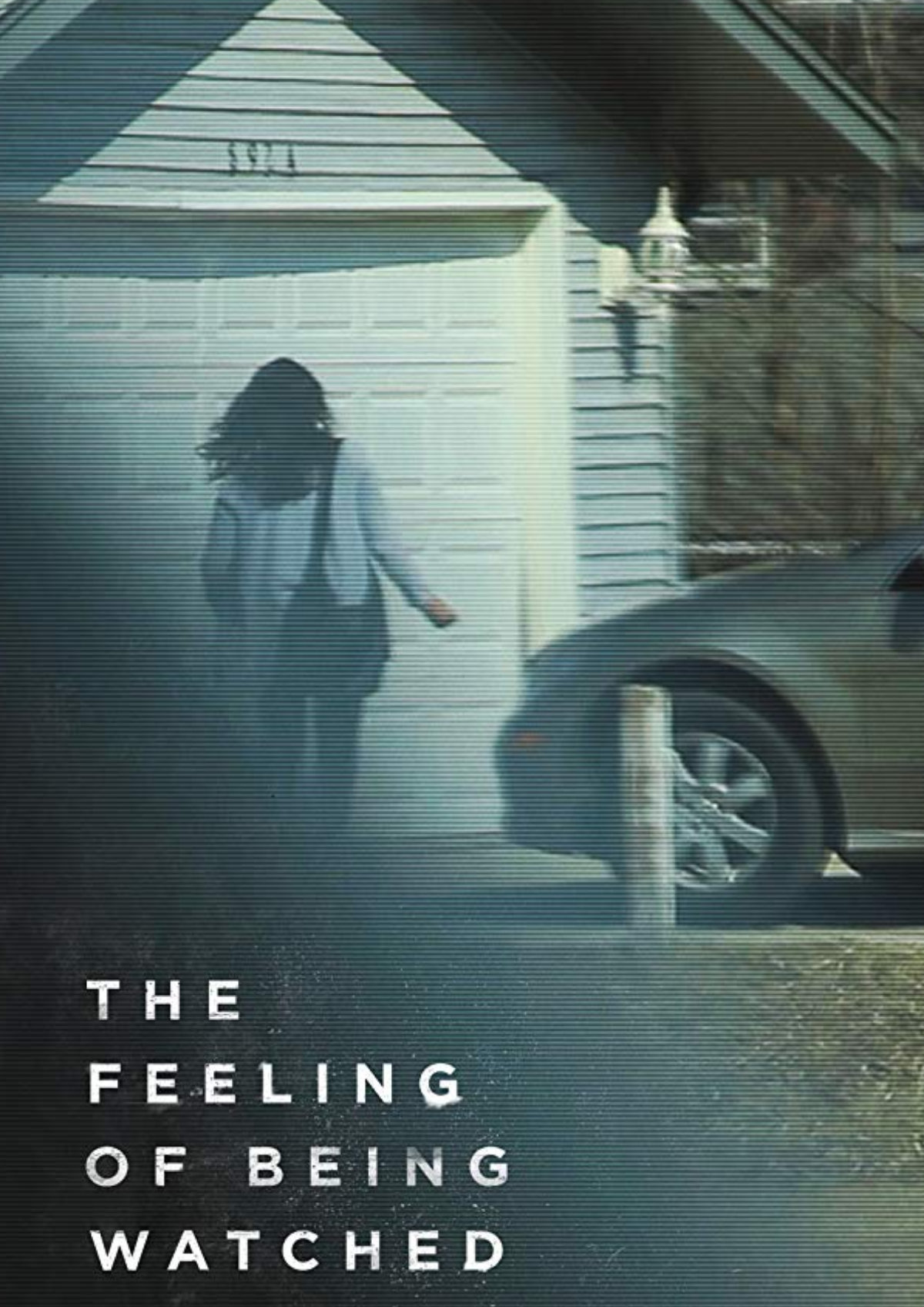 'The Feeling of Being Watched' movie poster