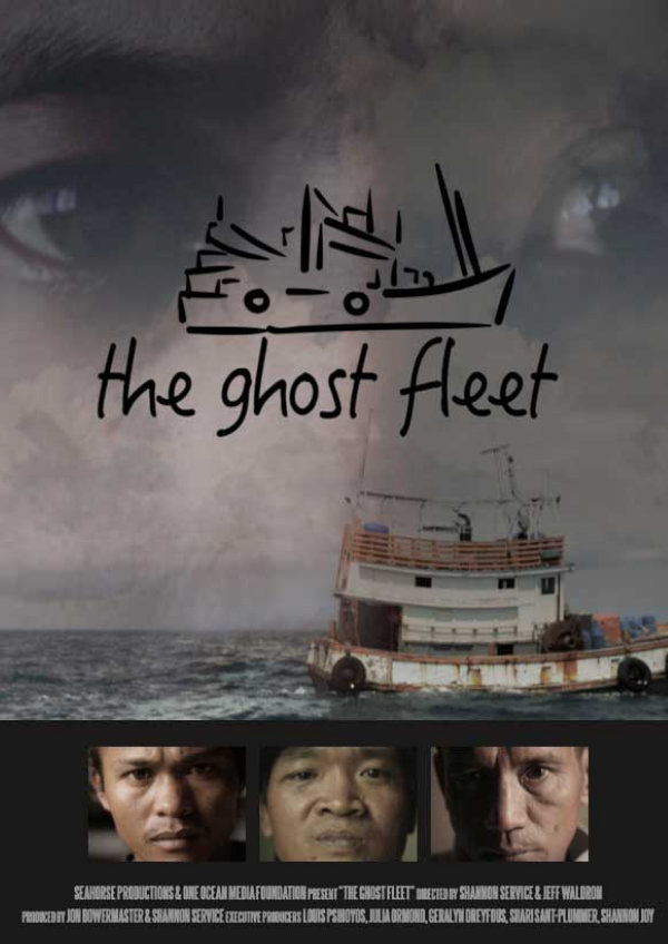 'The Ghost Fleet' movie poster