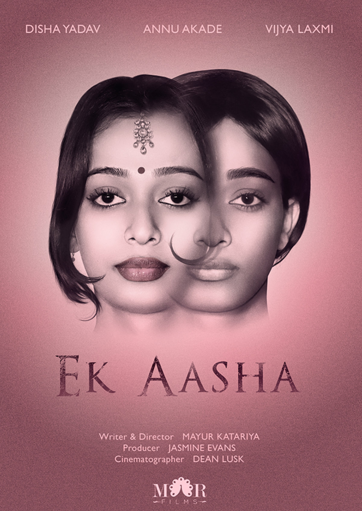 'Ek Aasha' movie poster
