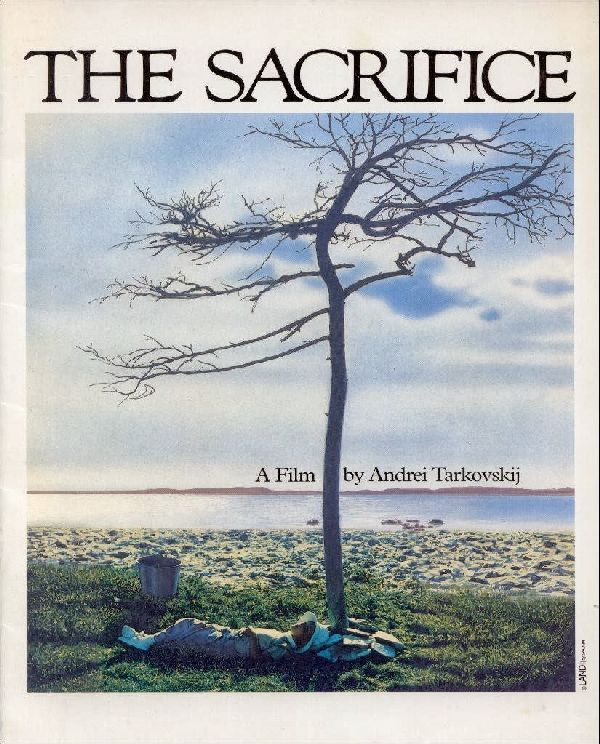 'The Sacrifice (Offret)' movie poster