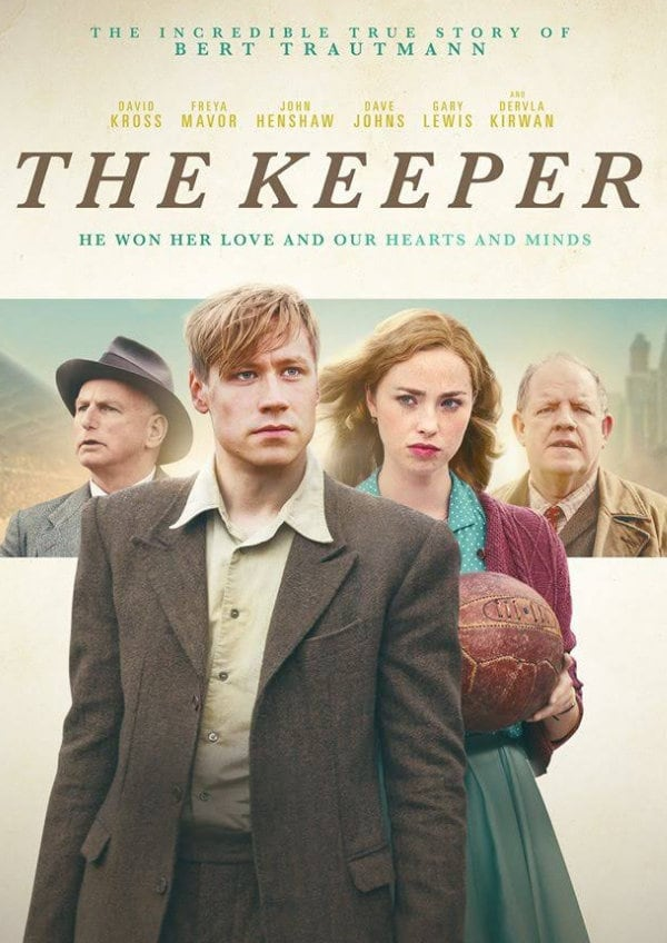 'The Keeper' movie poster