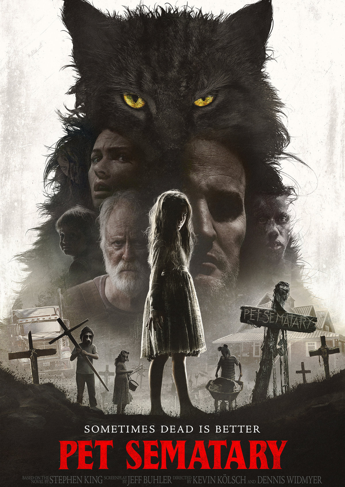 'Pet Sematary' movie poster
