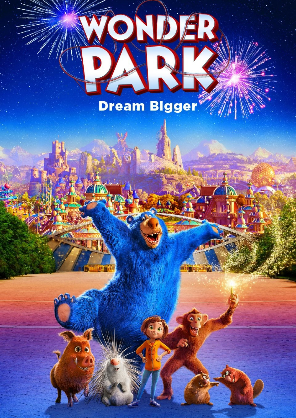 'Wonder Park' movie poster