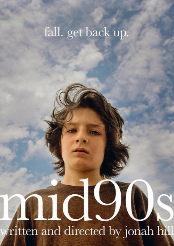 'Mid90s' movie poster