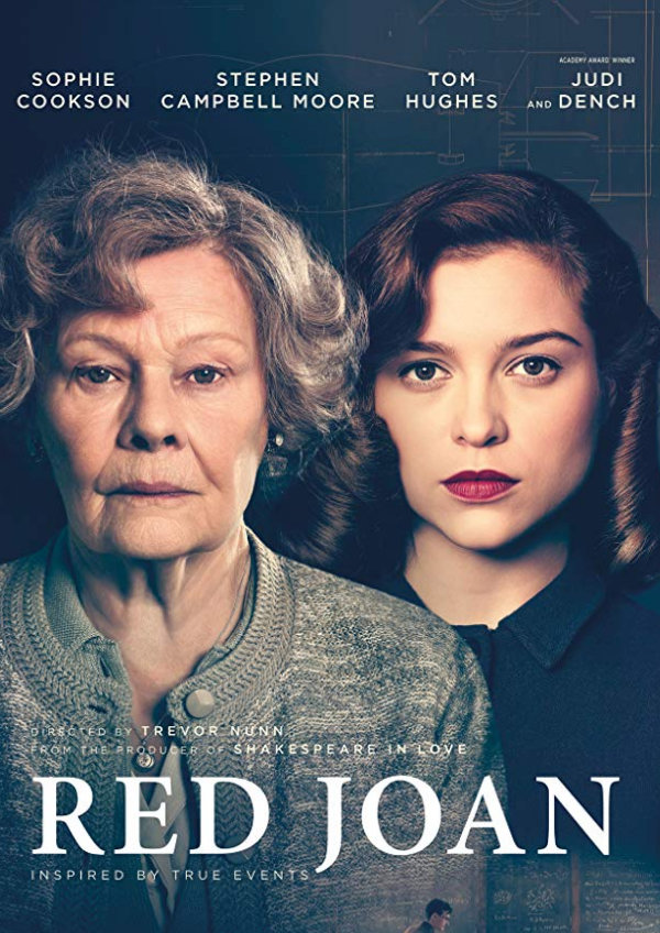 'Red Joan' movie poster