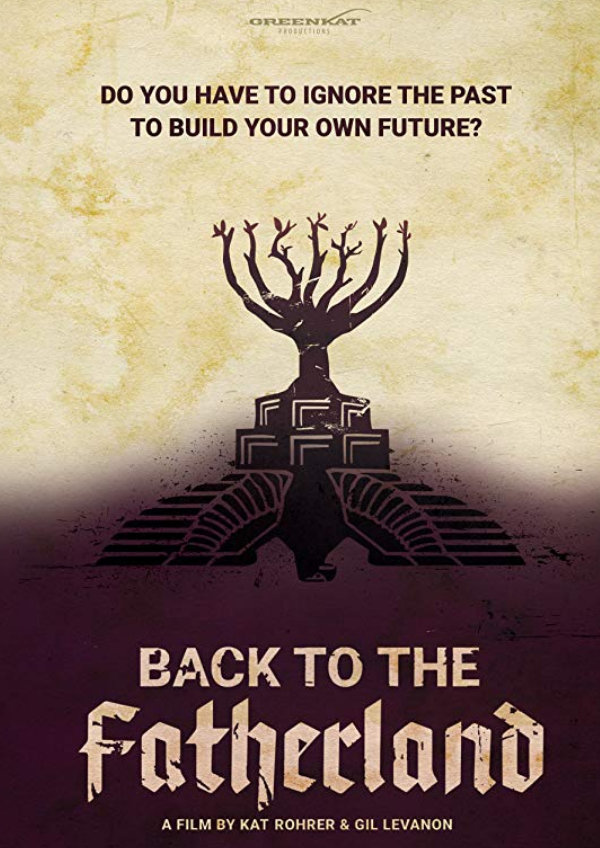 'Back To The Fatherland' movie poster