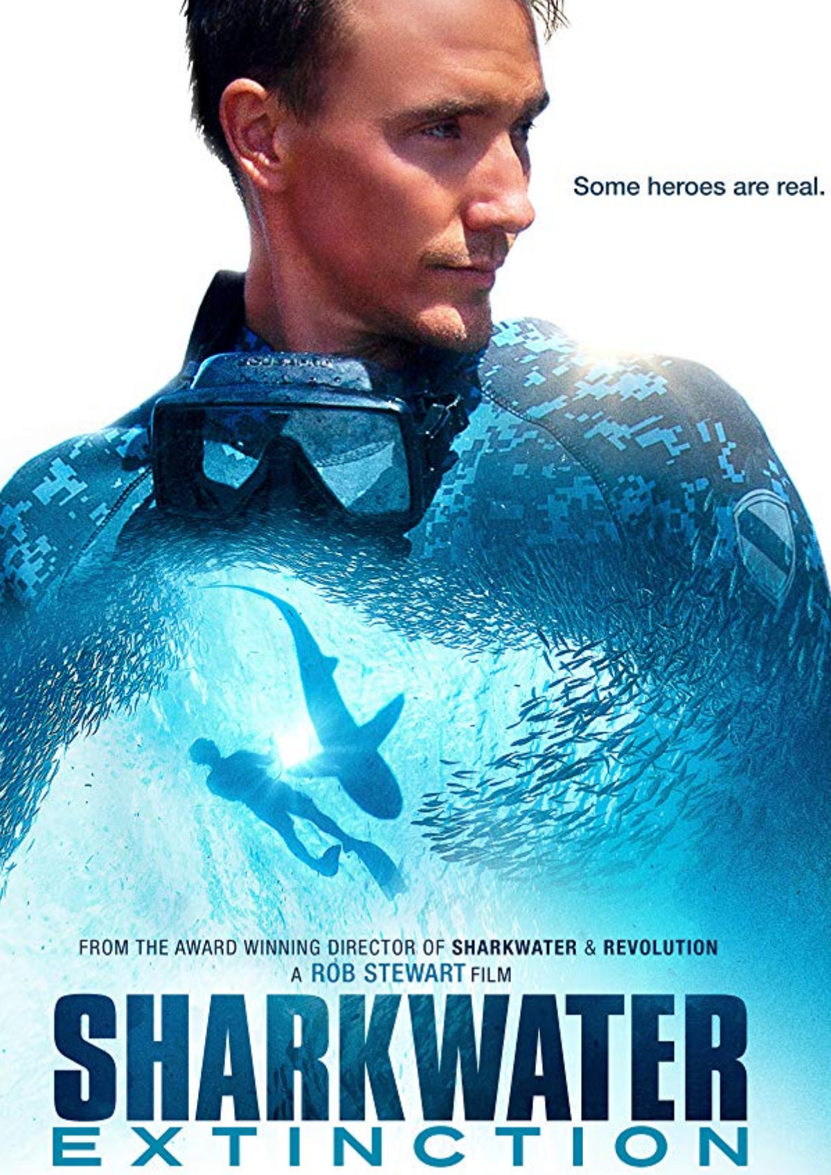 'Sharkwater Extinction' movie poster