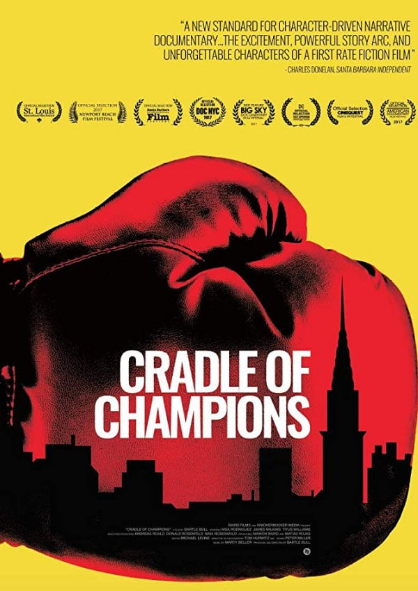 'Cradle of Champions' movie poster