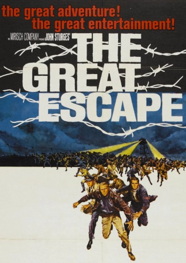 'The Great Escape' movie poster