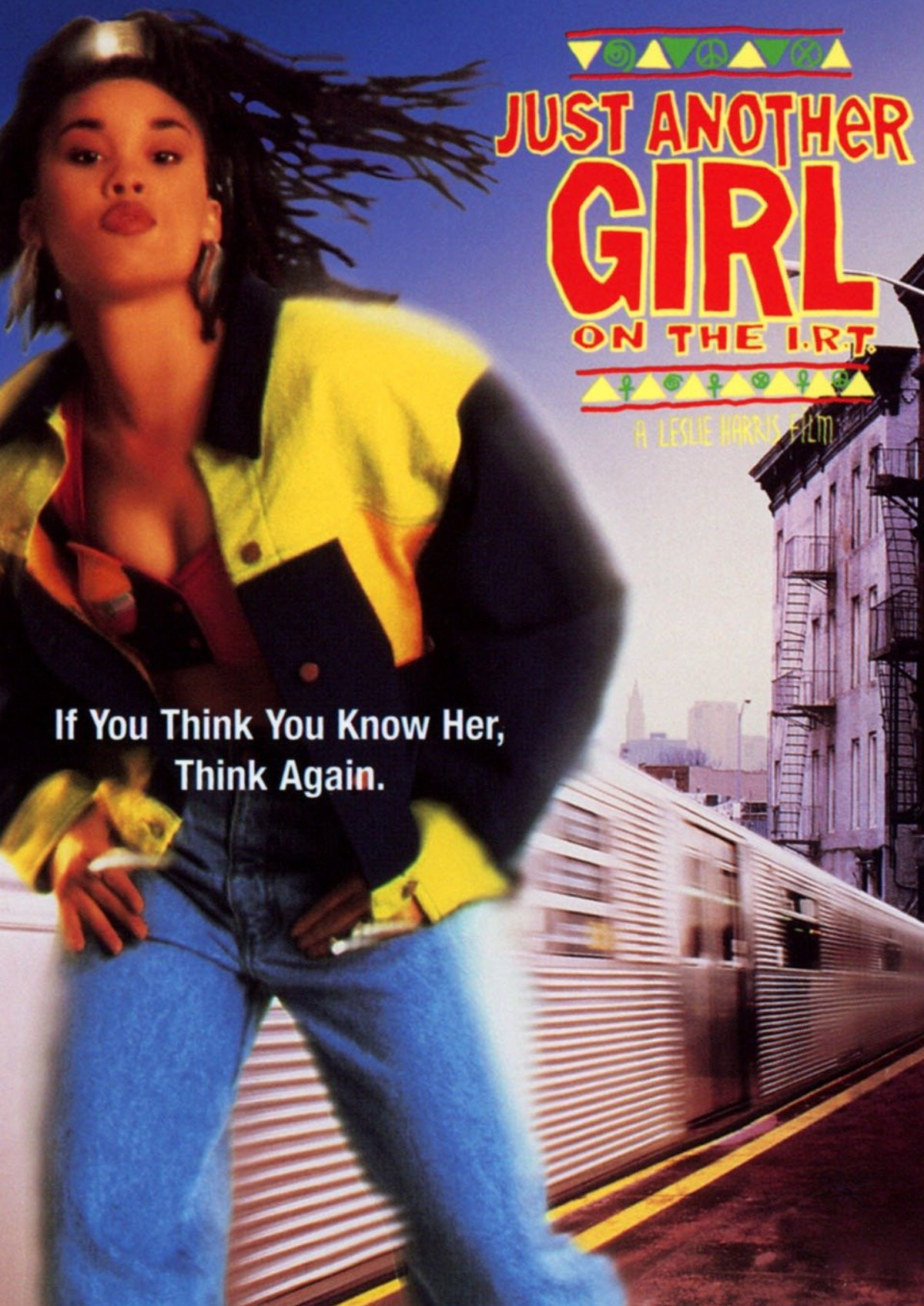 'Just Another Girl on the I.R.T.' movie poster