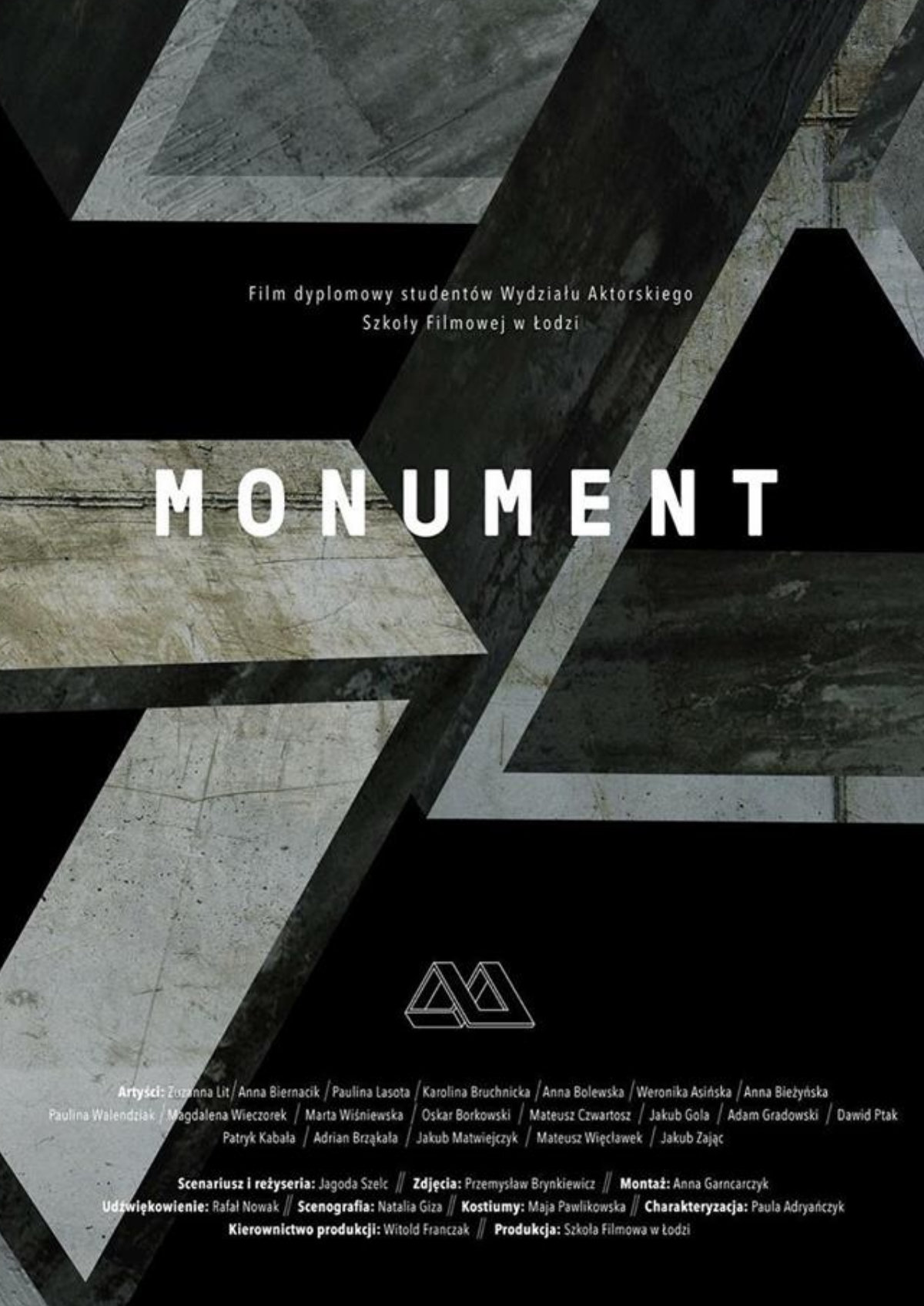 'Monument' movie poster