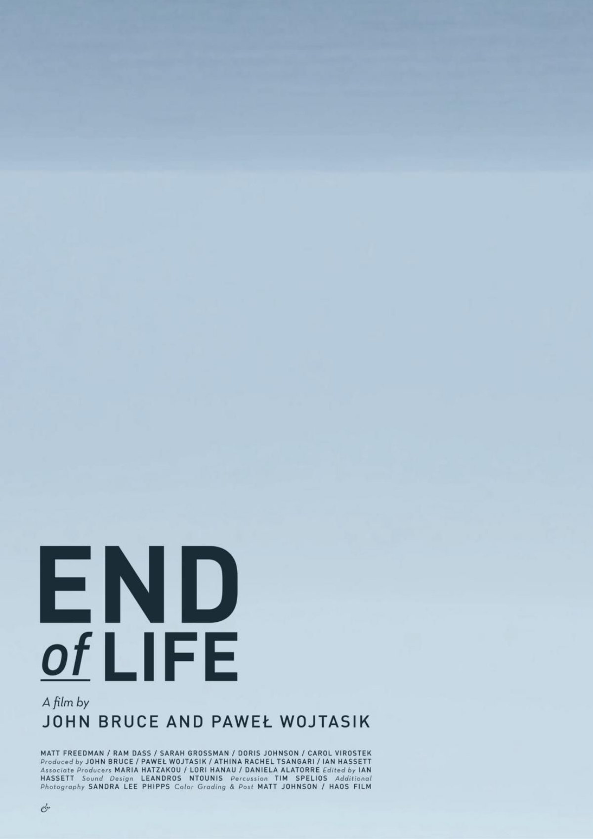'End of Life' movie poster