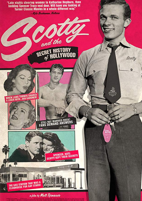 'Scotty And The Secret History Of Hollywood' movie poster
