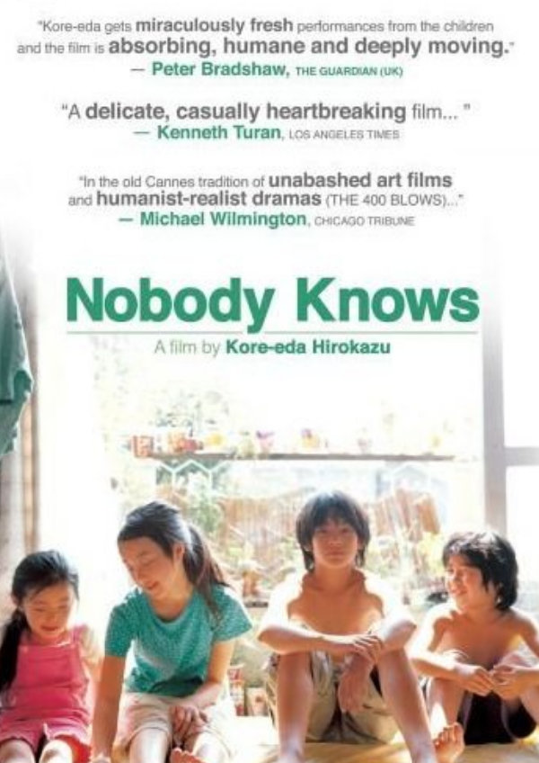 'Nobody Knows' movie poster