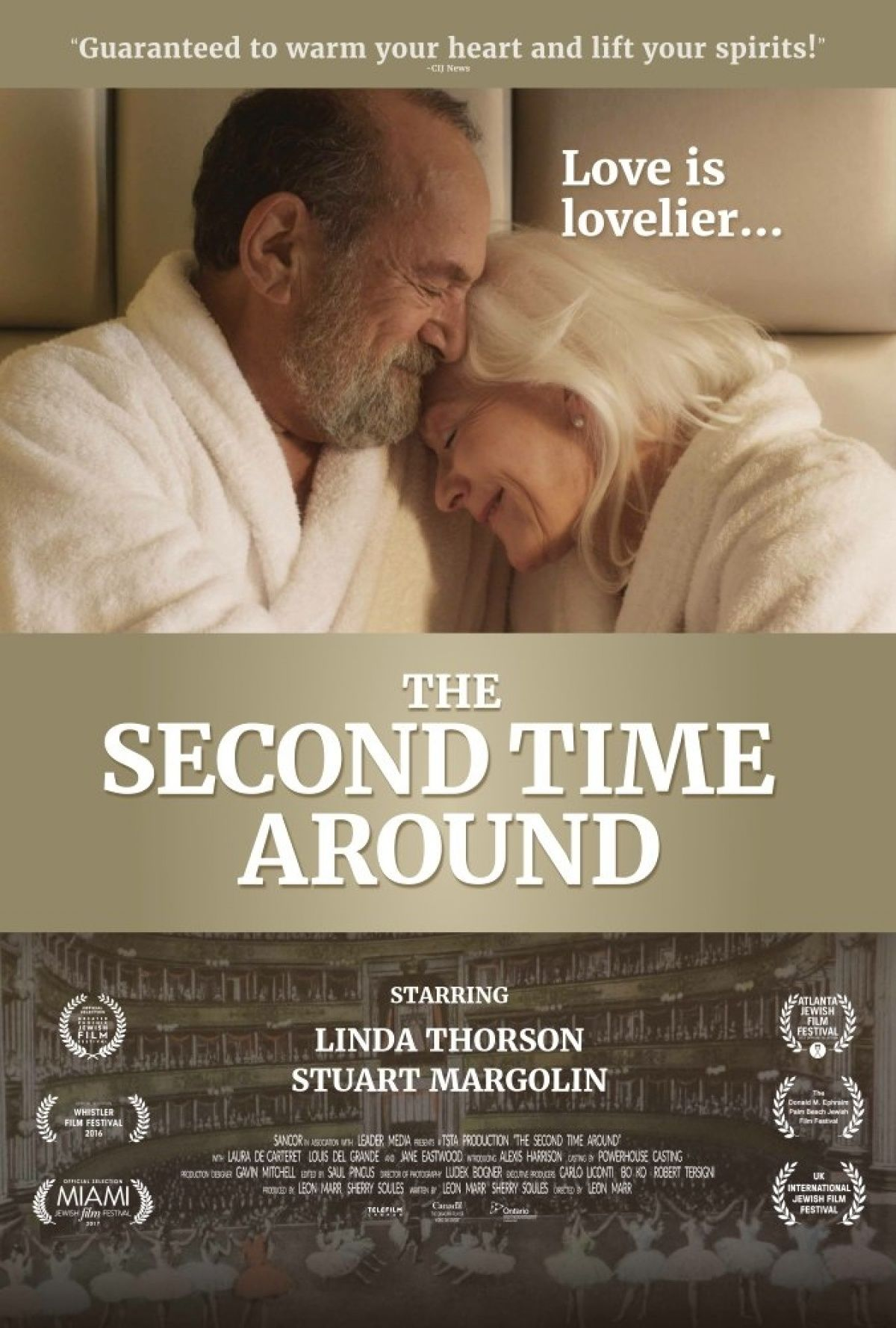 'The Second Time Around' movie poster