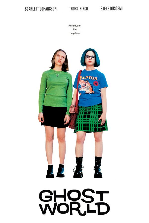 'Ghost World' movie poster