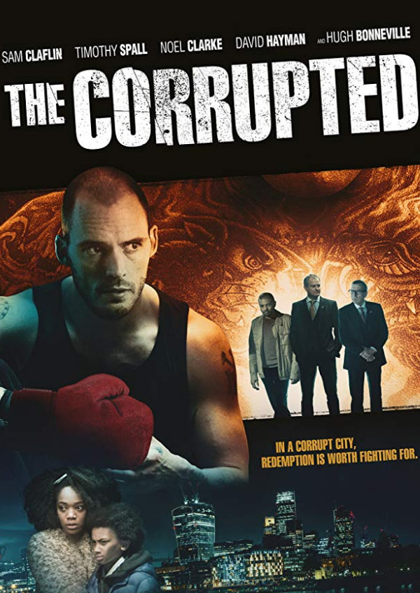 'The Corrupted' movie poster