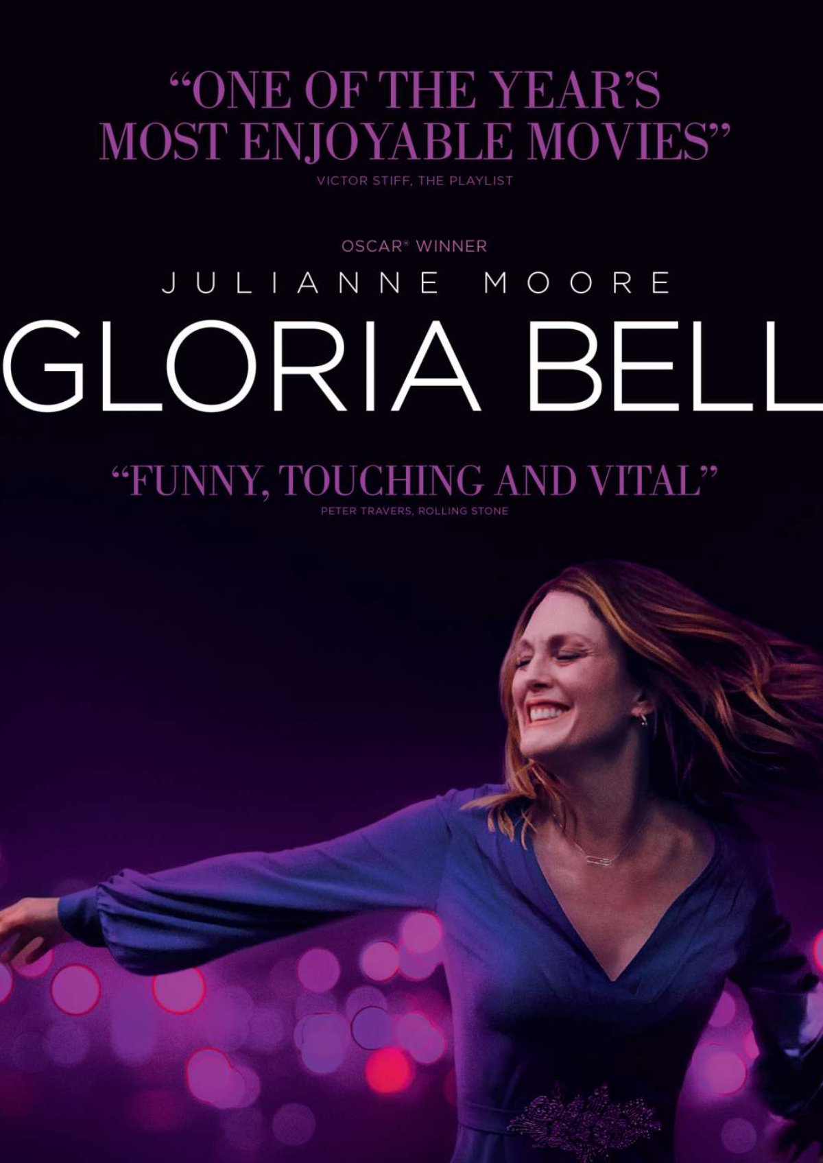 'Gloria Bell' movie poster