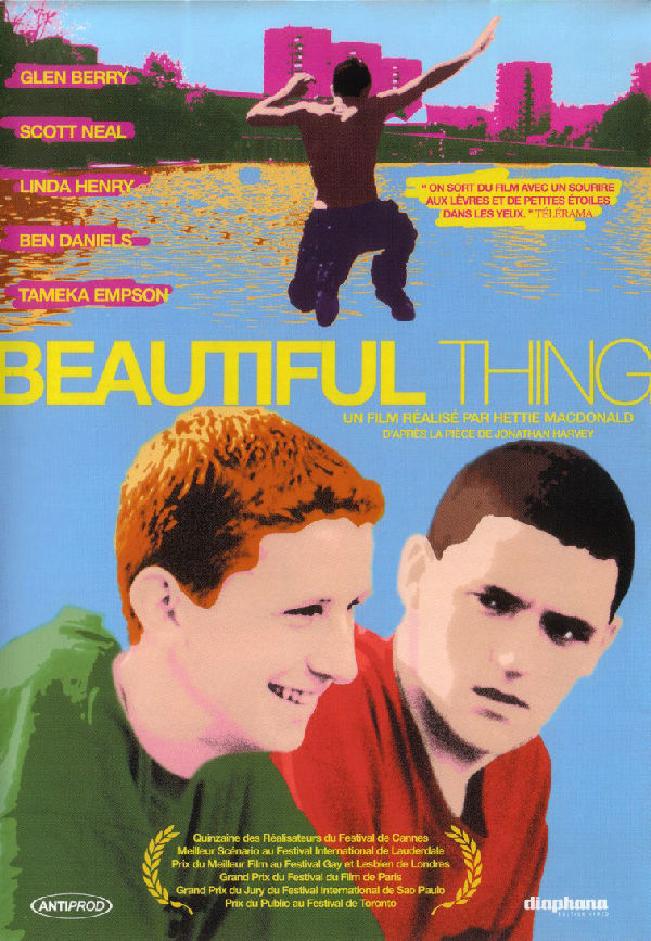 'Beautiful Thing' movie poster
