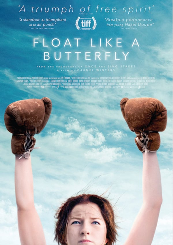 'Float Like A Butterfly' movie poster
