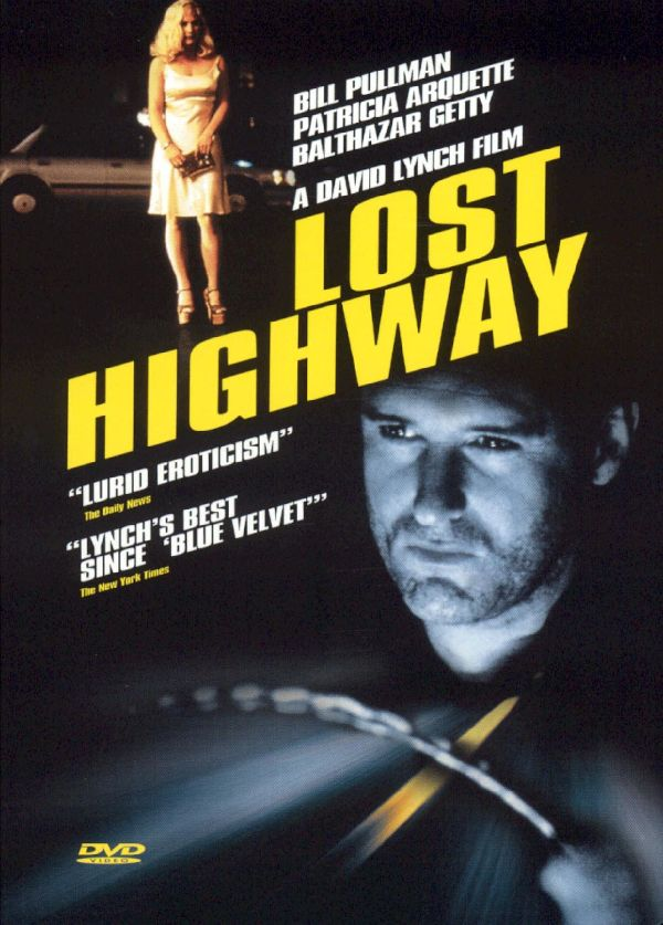 'Lost Highway' movie poster