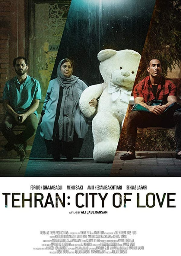 'Tehran: City Of Love' movie poster