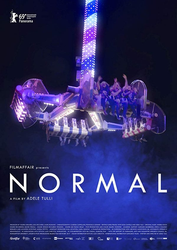 'Normal' movie poster