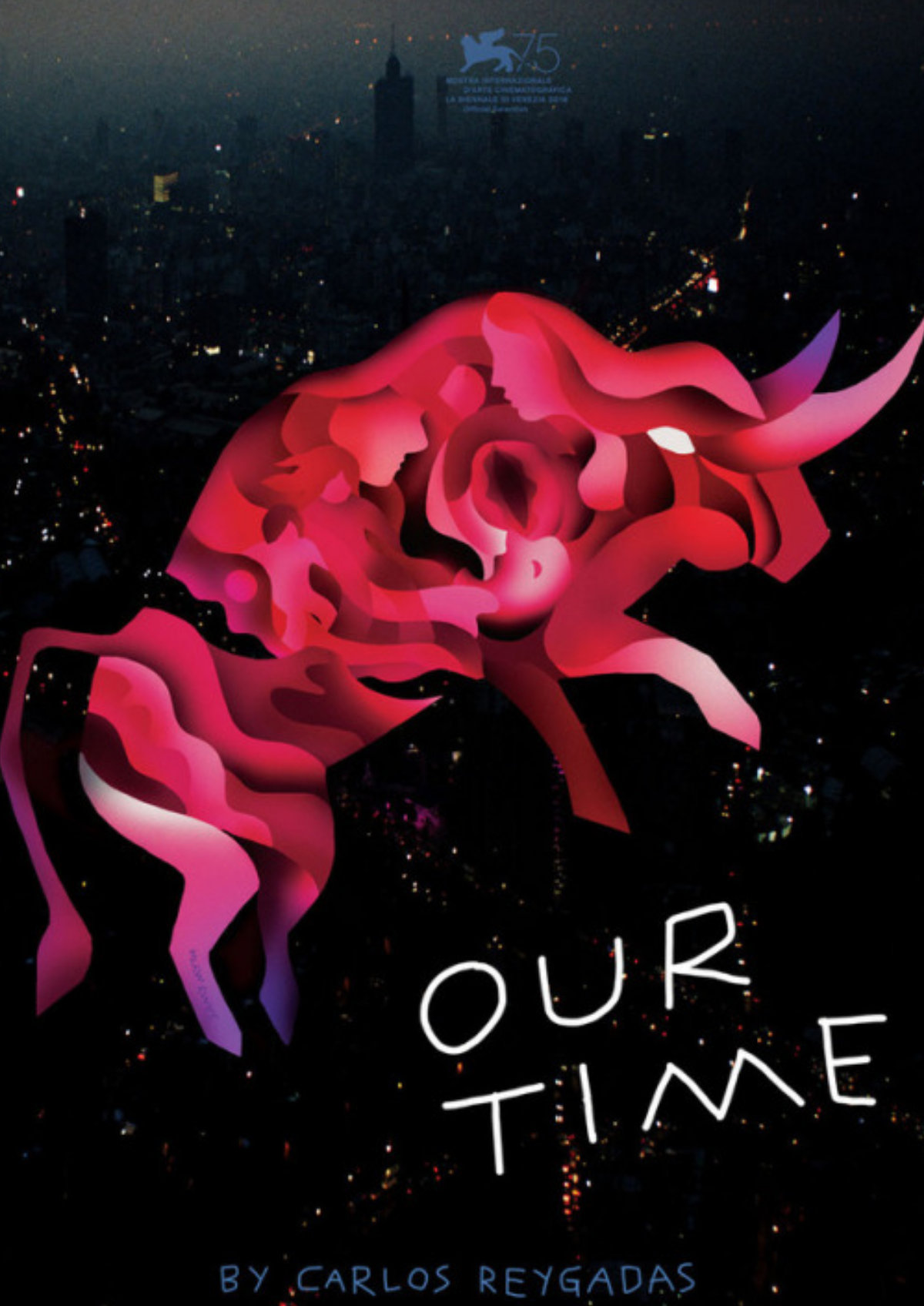 'Our Time (Nuestro Tiempo)' movie poster