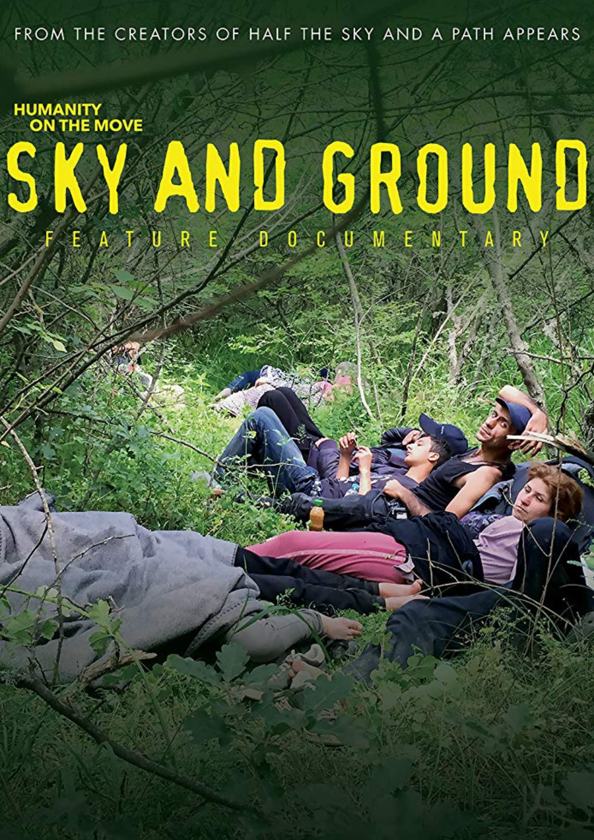 'Sky And Ground' movie poster