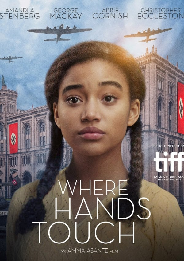 'Where Hands Touch' movie poster