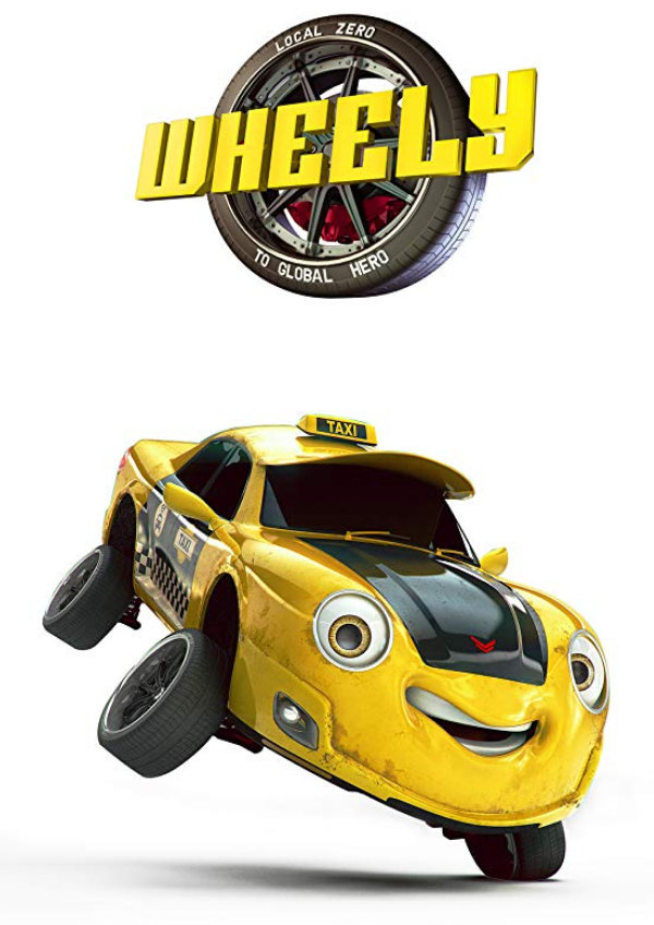 'Wheely' movie poster