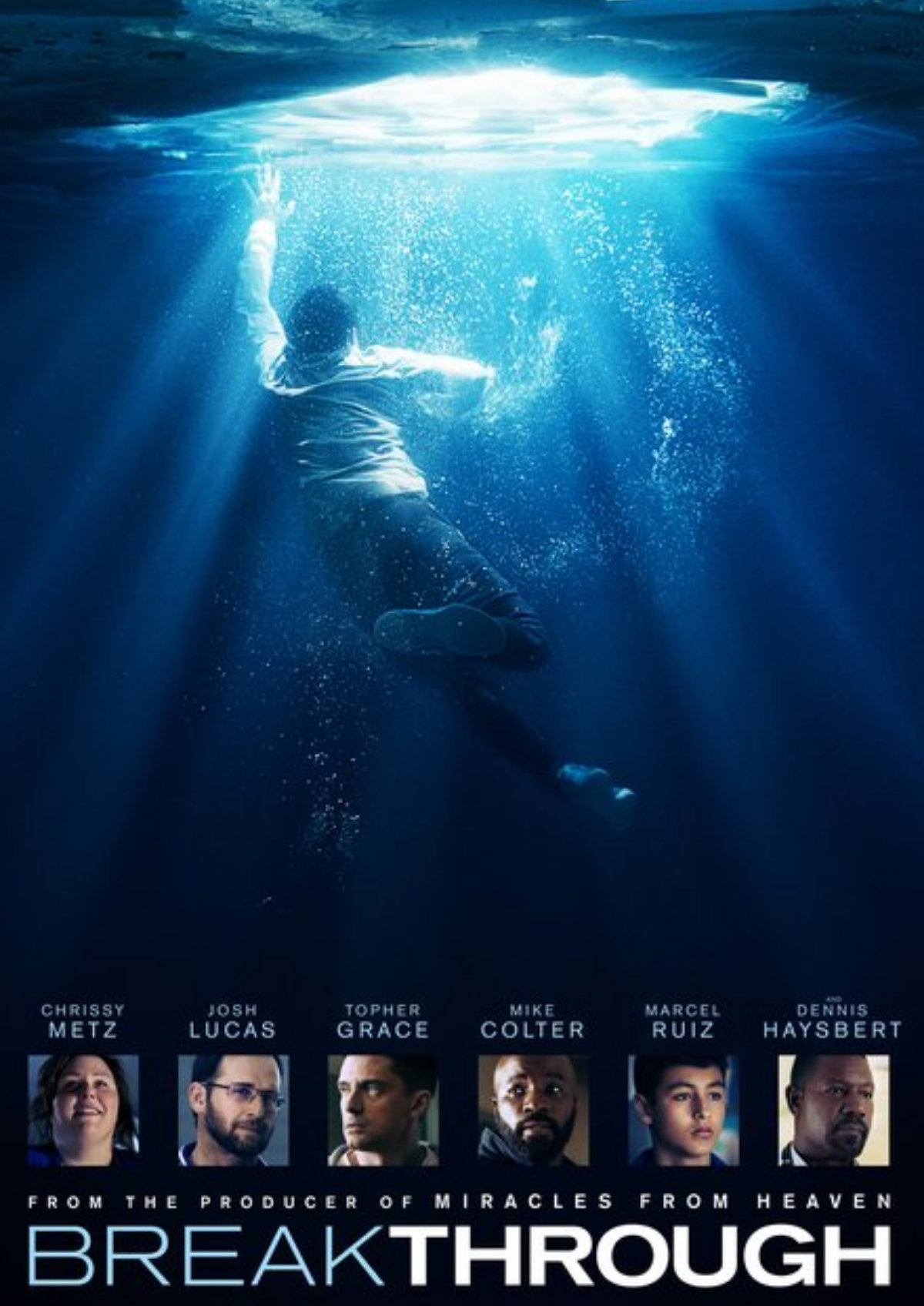 'Breakthrough' movie poster