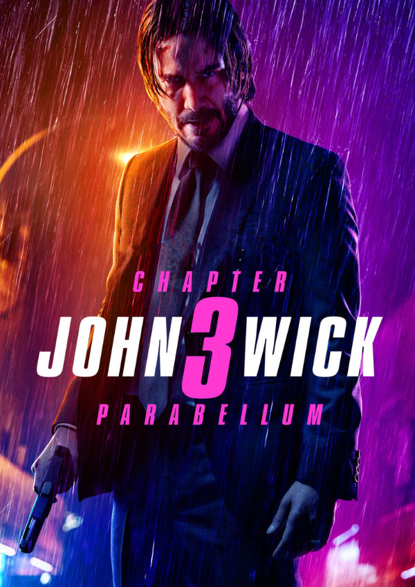 'John Wick: Chapter 3 - Parabellum' movie poster
