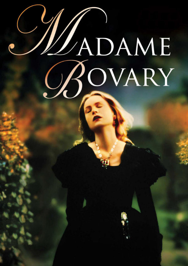 'Madame Bovary' movie poster