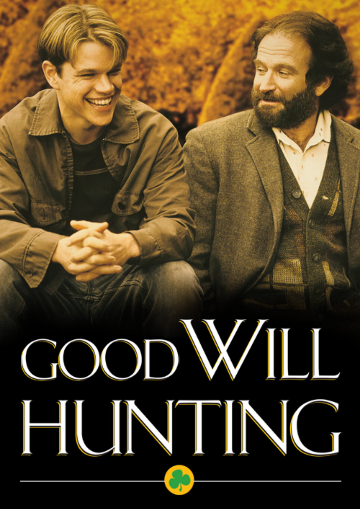 'Good Will Hunting' movie poster