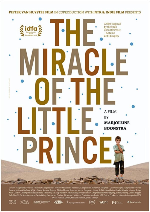 'The Miracle Of The Little Prince' movie poster