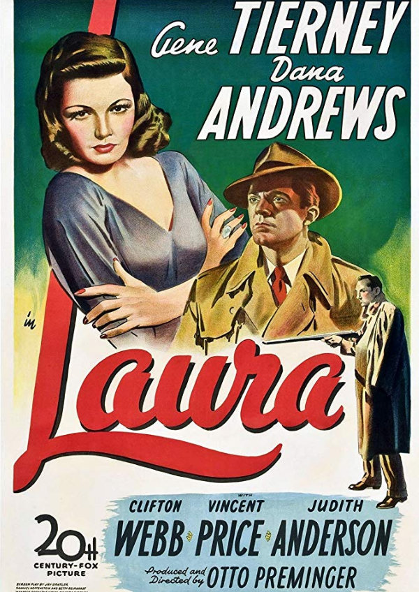 'Laura' movie poster