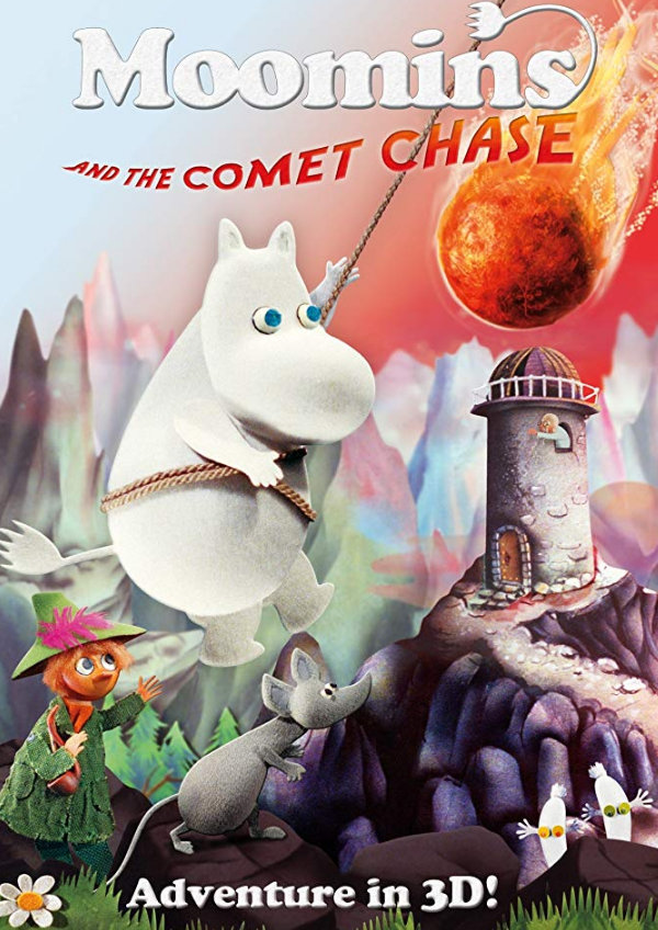 'Moomins And The Comet Chase' movie poster