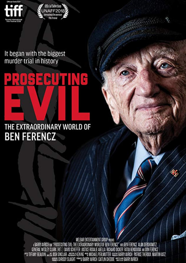 'Prosecuting Evil' movie poster