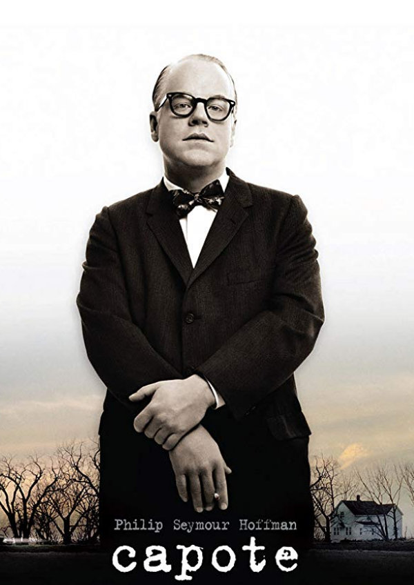 'Capote' movie poster
