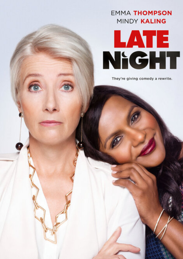 'Late Night' movie poster