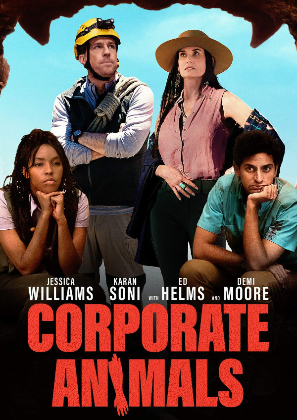 'Corporate Animals' movie poster