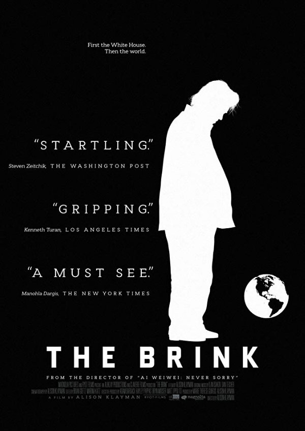'The Brink' movie poster