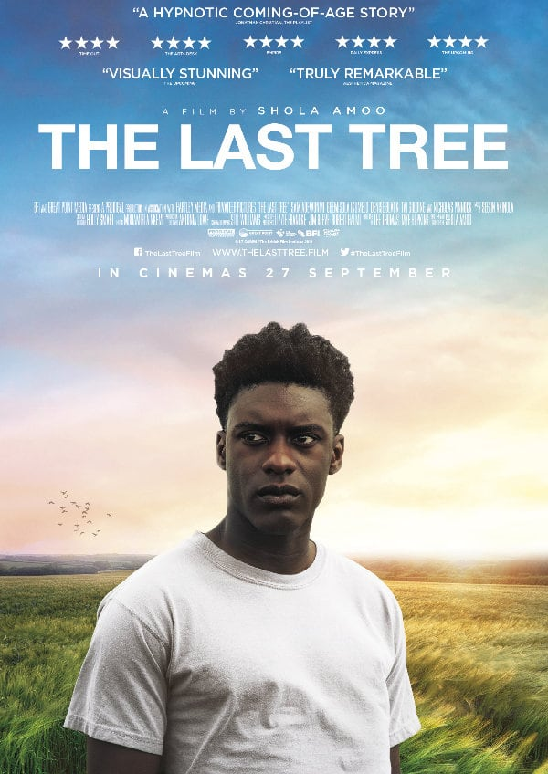 'The Last Tree' movie poster