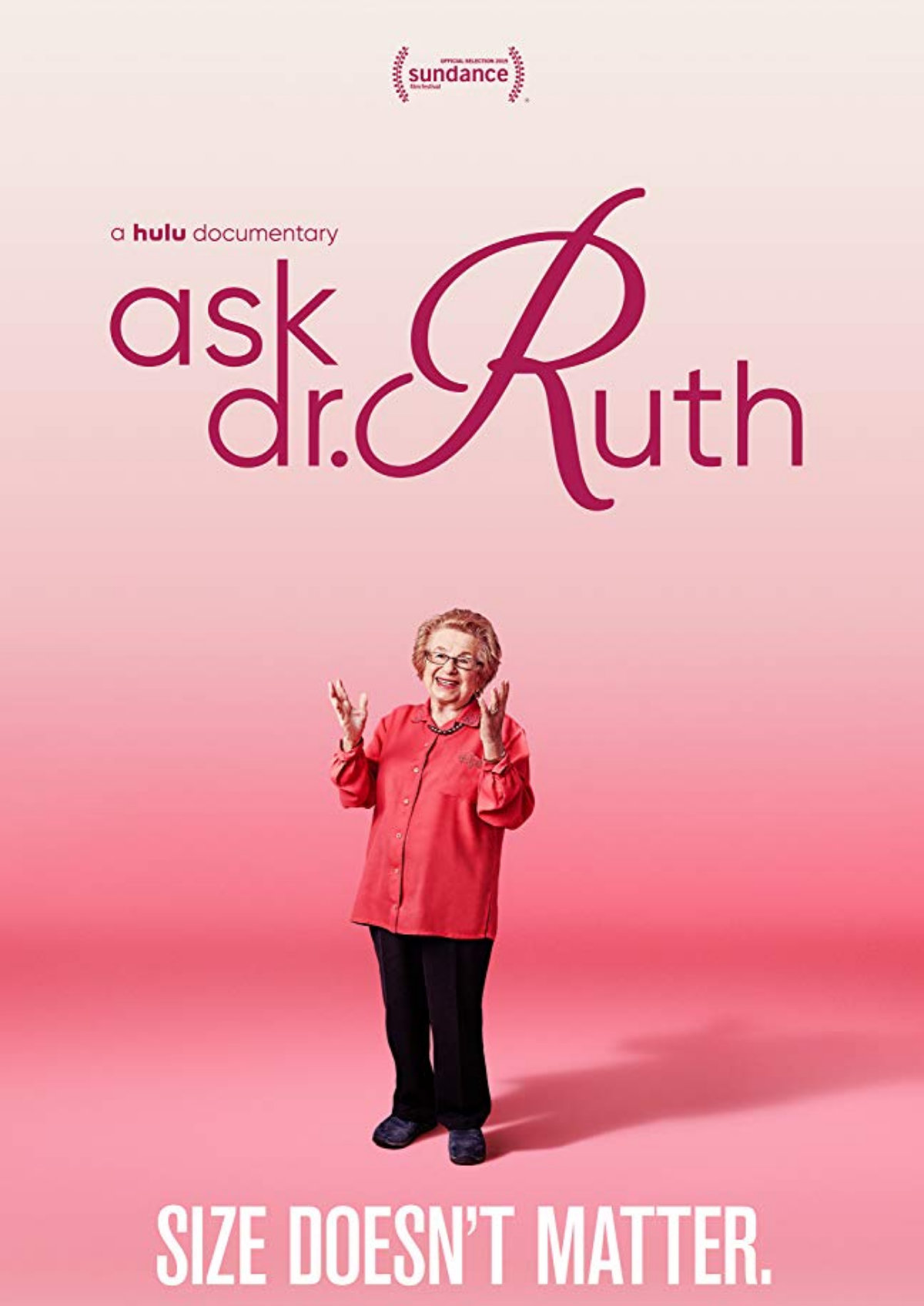 'Ask Dr. Ruth' movie poster